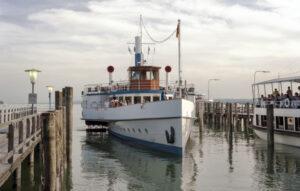 Ammersee Schifffahrt Raddampfer